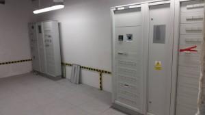 Elektroprzem - nasze realizacje - rozdzielnia NN 10