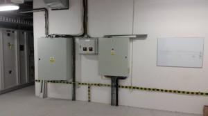 Elektroprzem - nasze realizacje - rozdzielnia NN 21