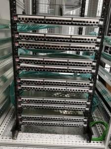 elektroprzem Instalacja strukturalna kat 6A 1