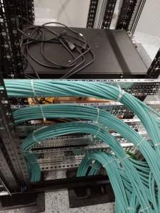 elektroprzem Instalacja strukturalna kat 6A 6